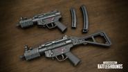 PUBG MP5K