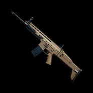 SCAR-L - Assault Rifle - PUBG