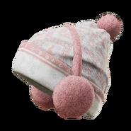 Snow Beanie (Pink) - PUBG