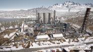 Cement Factory - PUBG