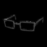 PUBG Hornbrille (Schwarz)