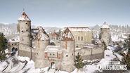 Castle - PUBG