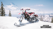 Snowbike - PUBG