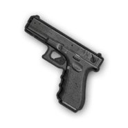 Icon weapon P18C