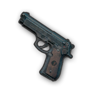 Icon weapon M9