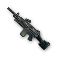 Icon weapon M249