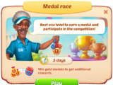 Medal Race Event