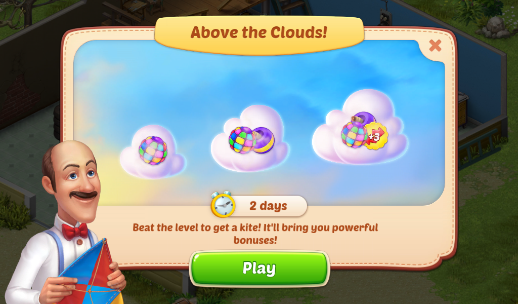 Above the Clouds Event