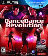 Dance Dance Revolution PS3