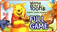 Winnie the Pooh's Rumbly Tumbly Adventure FULL GAME Longplay 100% (PS2, Gamecube)