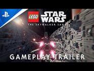 LEGO Star Wars- The Skywalker Saga – Gameplay Reveal - PS4