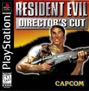 Resident Evil Director's Cut