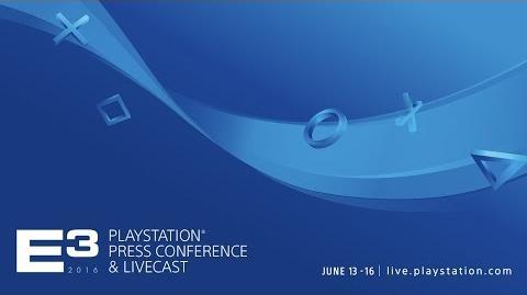 PlayStation® - E3 2016 Press Conference English