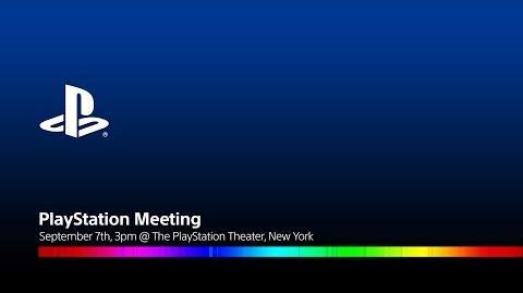 PlayStation® Meeting 2016 English