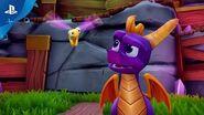 Spyro Reignited Trilogy - Spyro the Dragon Launch Trailer PS4