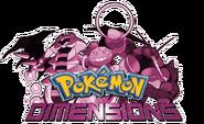 Pokemon Dimensions Logo