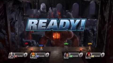 PS All-Stars Battle Royale History - Hades (stage)