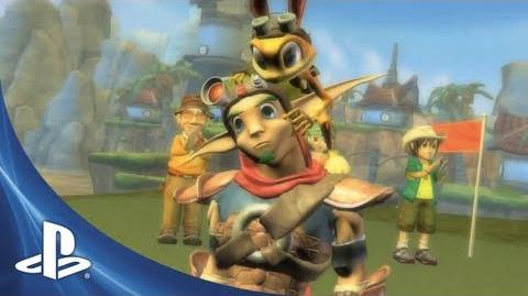 PlayStation® All-Stars Battle Royale - Jak and Daxter Trailer