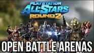PlayStation All Stars 2 - Possible Battle Arenas (Discussion)