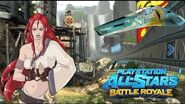 PlayStation All-Stars Battle Royale History - Fearless (stage) (Remastered)
