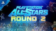 PlayStation All-Stars Round 2 – Reveal Trailer PS4 Concept
