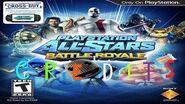 PlayStation All-Stars Battle Royale Credits