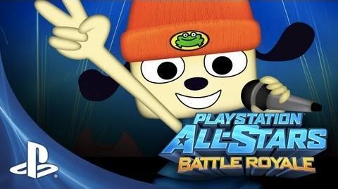 PlayStation All-Stars Battle Royale - PaRappa Strategies