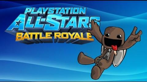 PlayStation All-Stars Battle Royale History - Sackboy (Remastered)