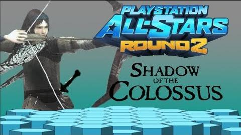 PlayStation All-Stars 2 - All-Star Speculation - Wander (Shadow of the Colossus)