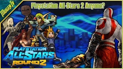 Playstation All Stars 2, anyone?