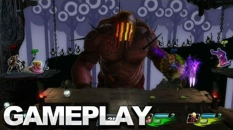 PlayStation All-Stars Battle Royal - Hades Brawl
