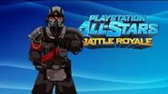 PS All-Stars Battle Royale History - Colonel Radec