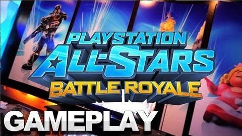 PlayStation All-Stars Battle Royal - Colorful Battle