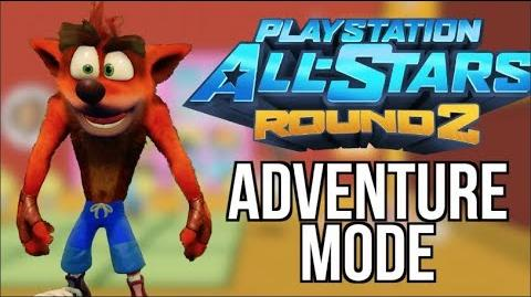 PlayStation All-Stars 2 - Adventure Mode (Submitted by George Ruzanski)