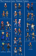 Crossover Trainers