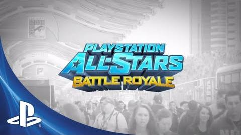 PlayStation All-Stars Battle Royale Comic-Con 2012 Panel