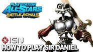 How to Use Sir Daniel Fortesque in PlayStation All-Stars Battle Royale