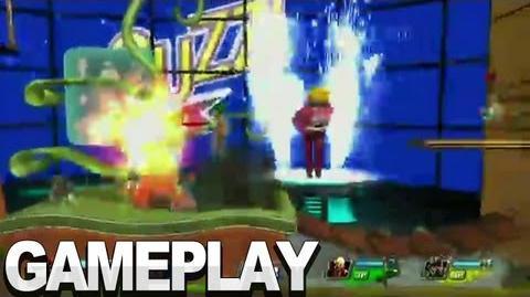 PlayStation_All-Stars_Battle_Royale_-_Sandover_Village_Gameplay