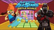 PS All-Stars Battle Royale History - Dojo! (stage)