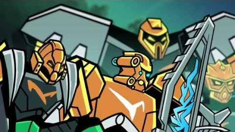 LEGO Bionicle 2015 - Episode 8 Lord of Skull Spiders (English)