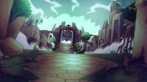 Odcinek 9: Miasto Twórców Masek
