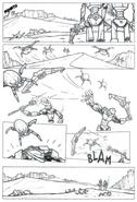 LQDM Pohatu Comic BW