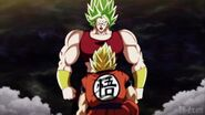 Kale vs Goku