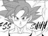 Dragon Ball Super, rozdział 004: Starcie Bogów