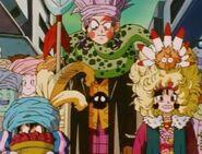 Goku,Trunks i Pan na Imegdze (DBGT, odc. 003)