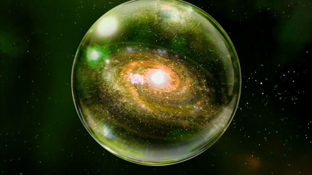 Trzeci Wszechświat