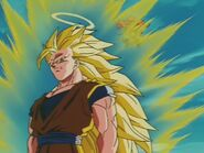 Goku SSJ Three (6) W tle Babidi