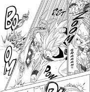 Son Goku kontra Beerus (DBS, rozdz. 002)