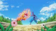 Son Gokū Super Saiyanin God (07)