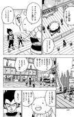 Pibara bierze Irico za Vegetę i informuje, że jego rasa nie zna wielu technik (DBS, rozdział 52)